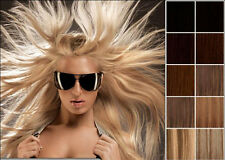VARIETY OF  thick long one pc 5 clips clip-in on 100% remy human hair extensions