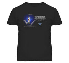 Cowboys Emmitt Smith Football Inspirational Life Quote T Shirt