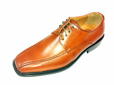 New Men's formal Smart Casual work office Lace Up Browns Shoes H9