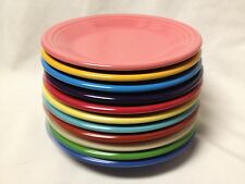 "FIESTA 7-1/4"" SALAD PLATE-1ST.QUALITY-CHOICE OF COLORS."