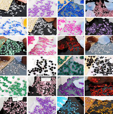 Decoration Scatter Table Crystals Diamonds Acrylic Confetti