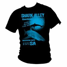 DYER ISLAND GREAT WHITE SHARK cage diving scuba T-Shirt