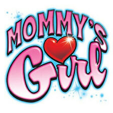 Mommy's Girl Girls T-Shirt