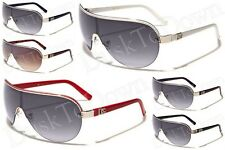 New DG Eyewear Designer Women Metal Large Aviator 100% UV400 Sunglasses DG938
