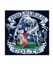 Indianapolis Colts Mascots. Cross Stitch Patterns. Paper version or PDF.