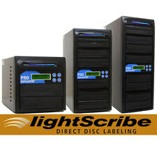 ProDuplicator Standalone Lightscribe CD/DVD Disc Duplicator Copier Multi Burner