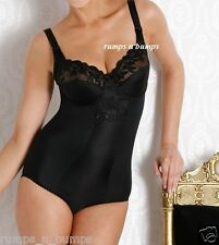 MISS MARY OF SWEDEN TOP QUALITY CHAMPAGNE RED OR BLACK UNDER WIRED BODY SHAPER