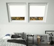 Blackout Skylight Roofblind for VELUX Windows (WITH WHITE SIDE CHANNELS)