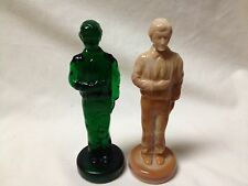 DEGENHART GLASS JOHN ALDEN MAN DOLL-CHOICE OF COLORS PRICE & SHIPPING REDUCED