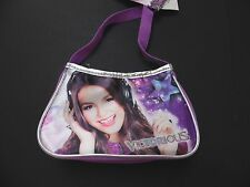 Nickelodeon Victorious Hobo Bag Girls Purse Purple  New