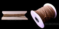 1.4mm --Tan Cord -- 25ft -- 50ft -- 100ft -- 300ft -- Blind Cord, String