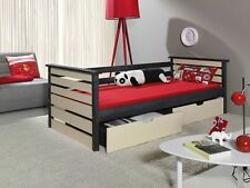 CABIN BED /WITH MATTRESS/ WITH DESK / HIGH SLEEPER/ CHILDREN  FURNITURE/JS21a