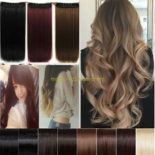 cheap price clip in hair extensions Real quality heat resistant SEXY color AMJ