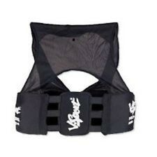 New VKM Adult Sz. Football Lacrosse Rugby RIB KIDNEY SPINE PADS w/ Vest Padding