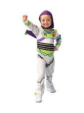 Child Licensed Buzz Lightyear Toy Story Outfit New Fancy Dress Costume Boys BN