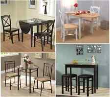 3 PIECE KITCHEN AND DINING SET - MULTIPLE CHOICE