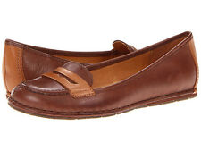 Naturalizer NAYA Women's DEBBIE Size 7 M Shoes COFFEE/BRNDY Leather L2202