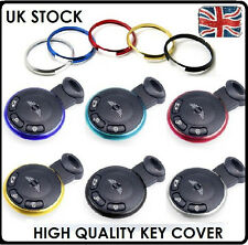 Mini Cooper KEY RING Deco Trim Metal Smart Rim Surround John Works JCW S One 18*
