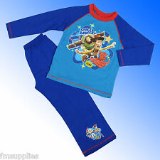 Boys Toy Story Cotton Pyjamas Age 4 - 8 Years  *Fast 1st Class Despatch