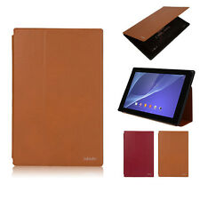 Labato Napa Leather Smart Case Stand Cover For Sony Xperia Tablet Z 10.1 New Hot