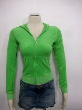 Juicy Couture Made In The Glamorous Usa Nordstrom Zip jacket  Hoodie Sweater S P