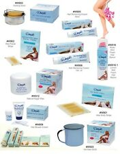 Dimples Hair Removal Collection Creams/Sugar & Hot Waxes/Spray Foam Easy 2 Use**