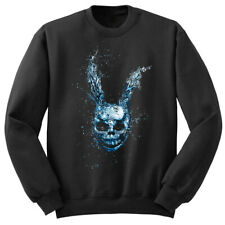 "DONNIE DARKO FRANK ""THEY MADE ME DO IT"" SWEATER / JUMPER - UNISEX (S - 2XL) CULT"