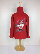 GIRLS DISNEY POLO NECK TOP 100% COTTON FROM 1 YEARS TO 8 YEARS