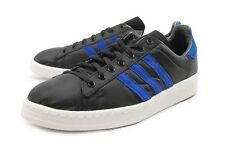 Adidas Originals Campus 80s Black/Treasure Blue/Legacy Nylon Casual 2013 Q23080