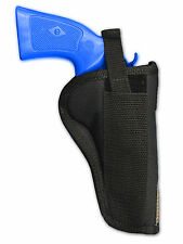 "Barsony OWB Belt Gun Holster for 22 38 357 41 44 Ruger 4-5"" barrel Revolvers"