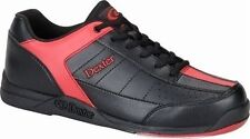 Dexter Ricky III Black Red Mens Bowling Shoes Best Selling Bowling Shoe in World