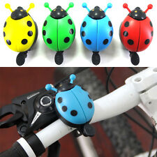 In 4 Color Ladybird Cycling Riding Bells for Outdoor Mountain Road Bike Bicycle
