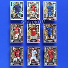 Match Attax 2013-2014: LIMITED EDITIONS and HUNDRED CLUBS. FREE 1st class post