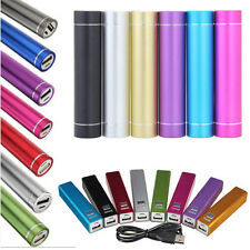 2600mAh USB Batterie Externe Chargeur PR iPhone 3 4 Samsung S3 S4 NOTE 2 N7100 2