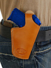 NEW Barsony Tan Leather OWB Belt Loop Holster Bersa Star Small 380 Ultra Compact