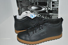 NEW NWT OAKLEY TWO BARREL MID ORTHOLITE boots 11.5 13 men RV $78 LEATHER
