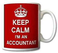 Keep Calm I'm An Accountant Mug Cup Gift Mugs