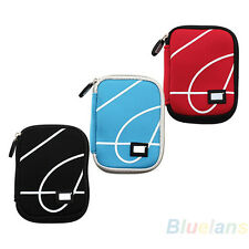 2.5 Inch Hard Disk Drive HDD Case Pouch Bag Cover WD Essential HE Good Gift BI4U