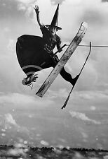 1953 MENDOZA AS WATER SKIING WITCH FLORIDA PHOTO