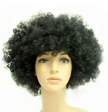 Children  Wigs Afro Wig Halloween  Disco Clown Costume Party Curly Fancy Unisex