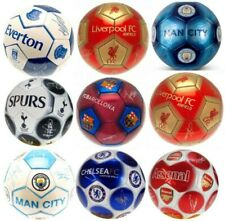 OFFICIAL SIZE 5 LICENSED FOOTBALL CLUB MATCH BALL SPORTS TEAM BALLS EURO 16