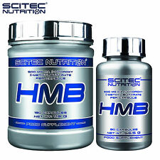 HMB 90/180 Capsules Lean Mass Builder Ripped Freak Fatburner Anabolic Strenght