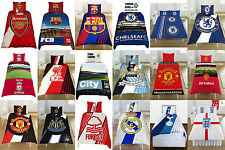 Football Club FC Duvet Cover Quilt Cover Bedding Set Single Double