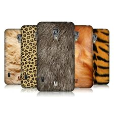 HEAD CASE FURRY COLLECTION HARD BACK CASE COVER FOR LG OPTIMUS L7 II DUAL P715