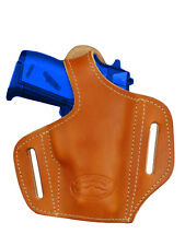 NEW Barsony Tan Leather Pancake Gun Holster Makarov, FEG Mini-Pocket 22 25 380
