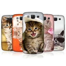 HEAD CASE CATS PROTECTIVE HARD BACK CASE COVER FOR SAMSUNG GALAXY S3 III I9300