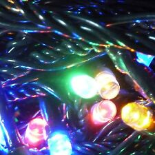 Outdoor Indoor Christmas Fairy Lights Battery Operated Timer 50, 100, 200 4 cols