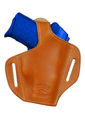 NEW Barsony Tan Leather Pancake Holster Sig Walther Small 380 UltraComp 9 40 45