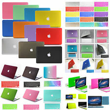 For 2014 2013 Macbook Pro 13/15 retina display/Rubberized Hard Case Cover +Gift