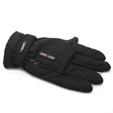 Mens Electric Powered Battery Charging Heating Warmer Heated Hot Hands Gloves